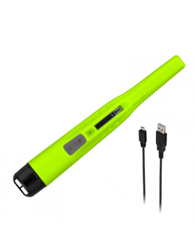 CENTRATORE DETEKNIX XPOINTER DIVER USB PALMARE METALDETECTOR SUBACQUEO 30 METRI