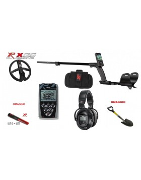 Xp Metal Detector Xp Deus Full WS5 + Rc Telecomando x35 9 Promo Pinpointer MI-6