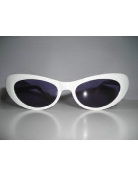 OCCHIALI DA SOLE SUNGLASSES DESIGN - FUNK - Royal Tussi OCCHIALE VIP BIANCO NEW