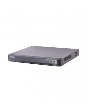Dvr Videoregistratore Virtuale per Telecamere Nero Hikvision HD AHD