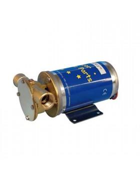 Pompa elettrica EP35 24v 45 l/min girante nitrite marca Ancor autoadescante centrifuga