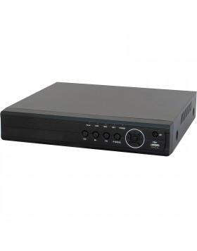 Dvr 8 Ch Canali per Videosorveglianza H264 HD VGA HDMI Cloud CCTV Iphone Android