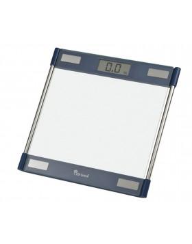 Bilancia pesapersona digitale 150kg Trevidea Silhouette Line Con pedana in vetro