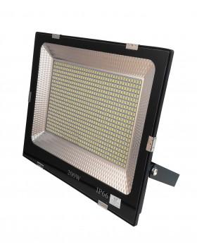 Faretto a Led per Esterno 200 Watt Spot Alta Luminosità Luce Fredda IP66