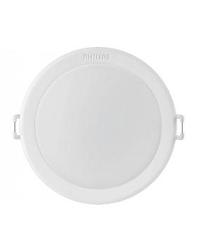 Pannello ad Incasso Led Philips Meson Bianco 12 cm Luce Fredda
