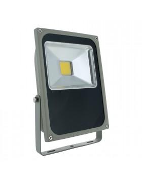 Faro Faretto Led 35w 35 Watt per Esterno Luce Bianca Naturale Slim IP65 LIGHT
