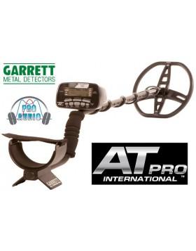 AT Pro International Garrett Metal Detector Cercametalli Acqua Monete Oro