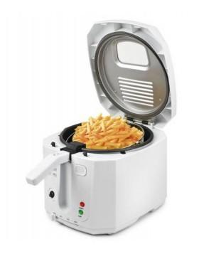 Friggitrice Cucina Cucinare Elettrica Dorata 2,5 lt 1800 W G3 FERRARI Frittura