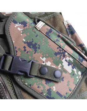 Corpetto Tattico Gilet per Sofair Militare Mimetico Marpat