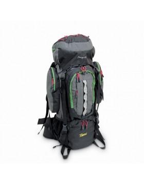 Zaino Zainetto Borsa per escursionisti System Camping Norge 65 litri Lt Berto