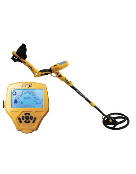 GROUND EFX MX 100E 10'' METAL DETECTOR CERCA ORO MONETE METALDETECTOR NUOVO