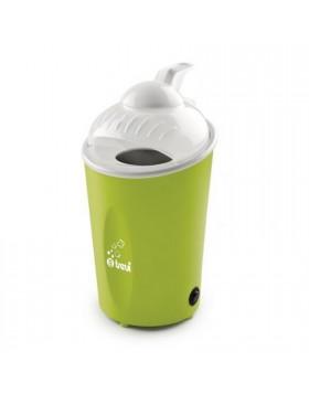 Hi'Pop Macchina per popcorn Trevidea Party Aria calda Olio Interruttore Verde