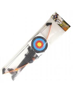 Kit Arco Compound Ragazzo 10 Libbre Tiro Bersaglio + 2 Frecce Freccia Archi