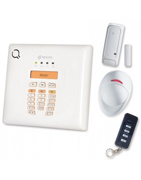 Kit Allarme Antifurto Wireless via radio Bentel Security BW30-k