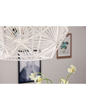 Lampada a Sospensione Design Bianca Philips MyLiving Mohair
