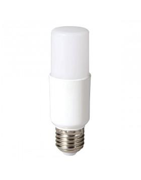 Lampadina a LED Tubolare T38 8W E27 Luce Naturale Life 39.920509N