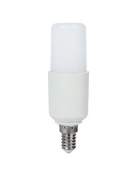 Lampadina a LED Tubolare T38 8W E14 Luce Naturale Life 39.920508N