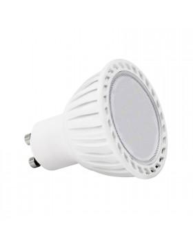 Faretto Lampada Lampadina LED Attacco GU10 Luce Bianca Calda 7 Watt