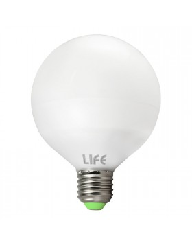 Lampada a led Lampadina Luce Bianca Naturale Attacco E27 LIFE 16 Watt 1450 LUMEN