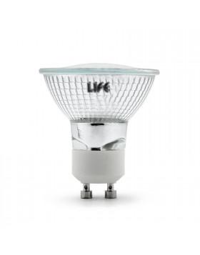 Lampada Lampadina Faretto a LED Attacco GU10 5W Luce Naturale LIFE 39.910037N