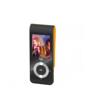 """Lettore mp3 display 1,8"""" arancio Sintonizzatore FM digitale Registratore vocale"""