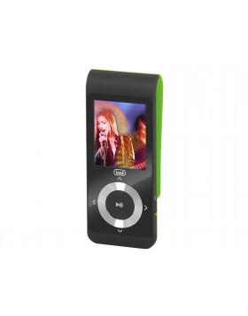 """Lettore mp3 Video Wma Amv display a colori 1,8"""" Verde registratore vocale Trevi"""