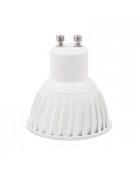 Lampada Lampadina GU10 Faretto LED Luce Naturale 6,5 WATT Bianco Dicroica LIFE
