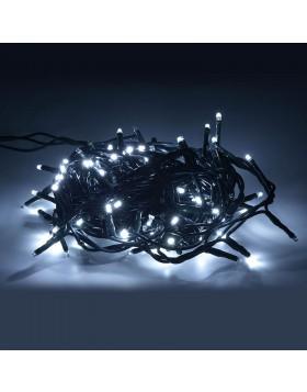 100 Mini Lucciole Luci di Natale per Presepe Albero Luce Fredda Luminoso