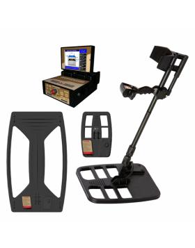 Makro Jeohunter 3D Dual System Metal Detector Georadar Gpr Garanzia ITA 2 anni