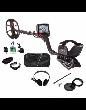 Nokta Makro Racer 2 II Pro Metal Detector Cuffie Borsone Metaldetector