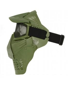 Maschera di Protezione Facciale Copri Viso per SoftAir