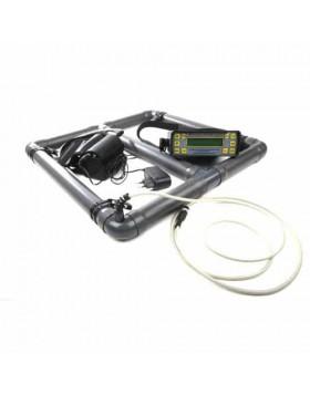 Metal Detector Deep Tech Ground Pioneer 4500 Da Profondità Oggetti Profondi
