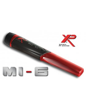XPlorer MI-6 Pinpointer XP Pointer Metal Detector Metaldetector Wireless Deus