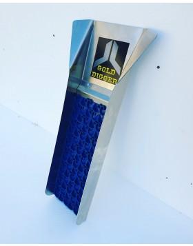 Scaletta Canaletta per Ricerca Oro Mini Sluice Dream Mat Fiumi Metal Detector