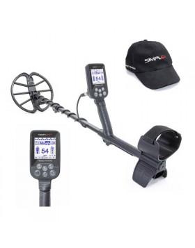 Nokta Makro Metal Detector Simplex Plus Cappellino 11″ DD Acqua 3M Semplice