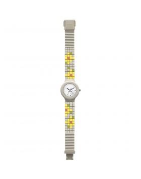 Orologio da Donna Hip Hop HWU0454 Mosaic Sand Solo Tempo