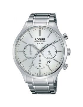 Orologio per Uomo Cronografo Urban RT385EX9 Bianco Bracciale in Acciaio