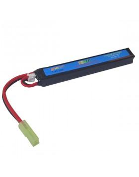 Pacco Batterie Batteria Lipo 1500 mAh 7.4V Softair