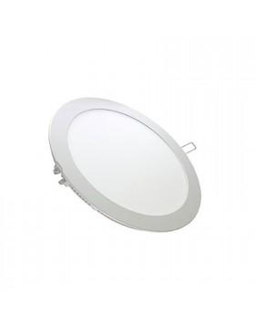 Pannello a led forma rotonda a luce naturale 4500K 1000Lumen V-Tac Potenza 12W