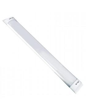 Plafoniera a LED 40W Applique Slim Luce Bianca Fredda V-TAC VT-8040