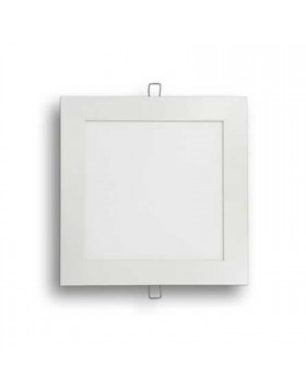 Pannello di forma quadrata 18W luce calda 3000K 1500Lm 225x225x25 mm V-Tac