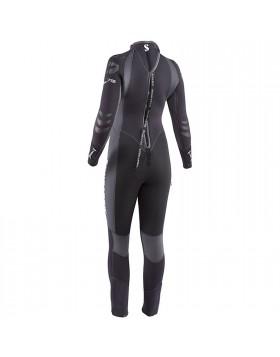 Muta Surf Apnea Sub Subacquea Completo SCUBAPRO STEAMER EVERFLEX Donna taglia XL