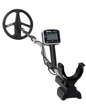 Rutus Alter 71 Plus Metal Detector Professionale 28 cm DD Ricevitore Wireless