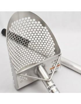 Pala Professionale con Manico Inox Sand Scoop S200X Metal Detector Cercametalli