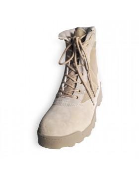 Anfibi Stivali Militari Scarpe Scarponi Anfibio per Softair Caccia Tan Taglia 42