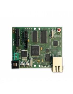 Scheda di rete IP1 AMC per serie X e K per gestione remota e connessione