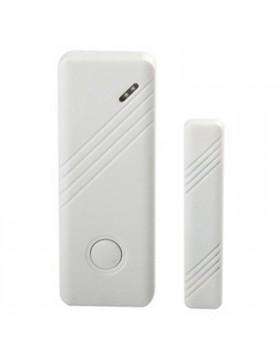 Sensore Contatto magnetico porte/finestre interne/esterne 433 Mhz Life