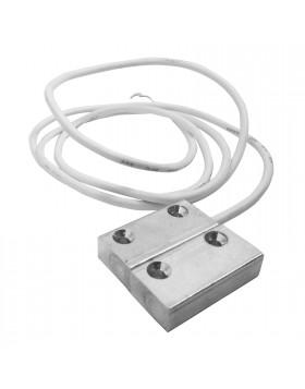 Contatto Magnetico da superficie in alluminio Allarme Antifurto VIMO