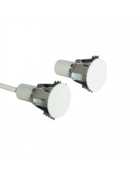 Contatto Magnetico Cilindrico per Porte Blindate Casseforti ad Incasso