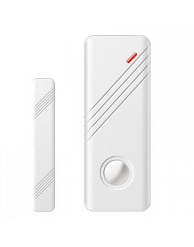 Sensore Contatto Magnetico per Allarme Porte e Finestre Wireless MODE ITALIA